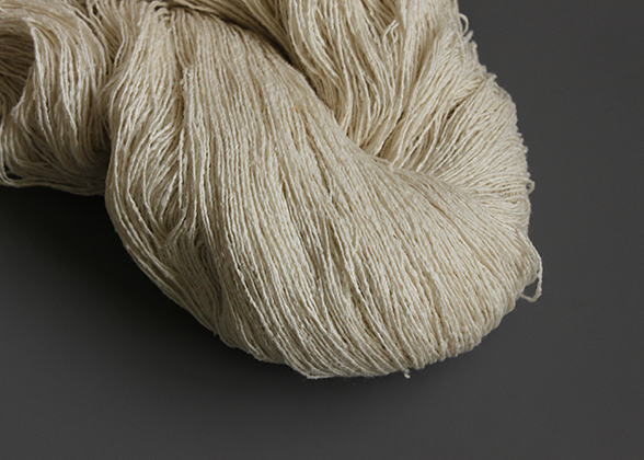 Homespun Silk