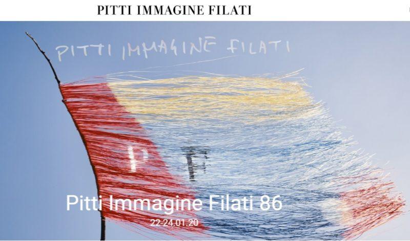 We will join Pitti Immagine Filati 86