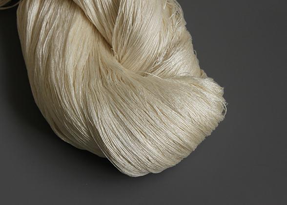 絹紡糸(スパンシルクヤーン)について