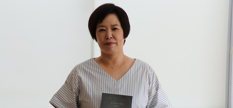 長谷川 容子(常務取締役)