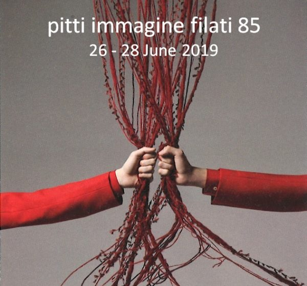 第85回 Pitti Filati展に出展します